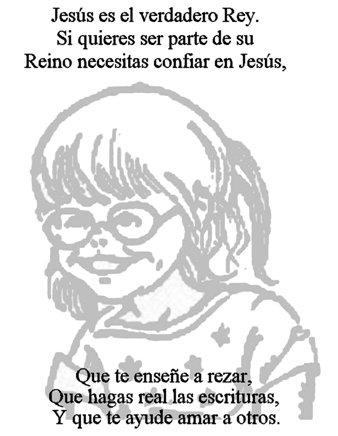 La prière aide les enfants
