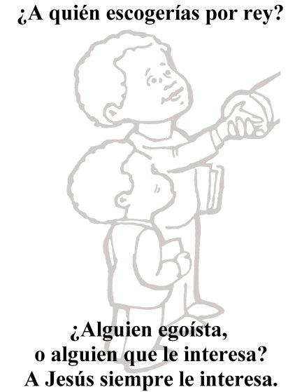 Prayer lessons for children Espanol
