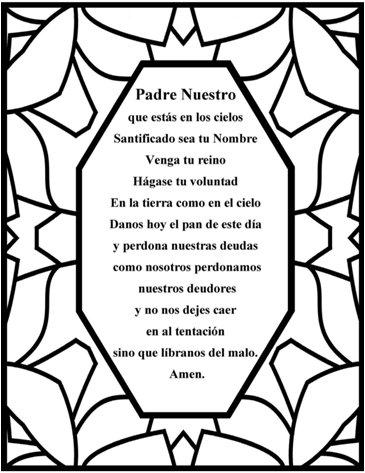 kids prayer activities en espanol