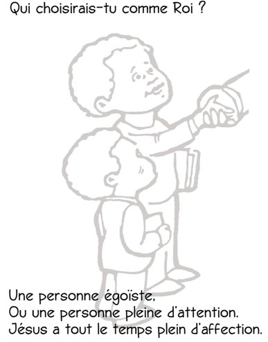 Prayer lessons for children French