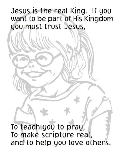Teach us to pray